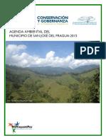 Agenda Ambiental-2015-San José Del Fragua