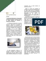 La Gerencia de Mercadeo y La Generación de Nuevos Productos y Servicios Frente a La Actual Escasez de Productos y Servicios en Venezuel1