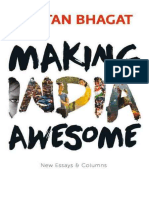 Making India Awesome - Chetan Bhagat