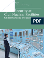 Cyber Security at Civil Nuclear Facilities