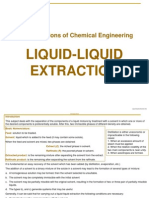 Tema 5 - Liquid-liquid Extraction (2014-15)