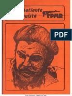 EL RODRIGUISTA (FPMR-PC) N° 10 [1985, Octubre]