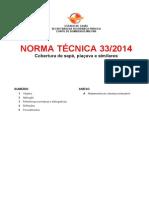 Nt 33 2014 Cobertura de Sape Piacava e Similares