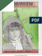 EL RODRIGUISTA (FPMR-PC) N° 13 [1986, Marzo]