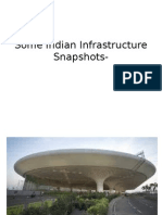 Indian Infrastructure Snap Shots