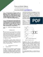 Análisis de Capa Física en Redes Ópticas2
