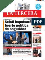 Diario La Tercera 05.10.2015