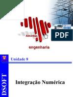 Cálculo Numérico -Unidade 8 - Integração Numérica