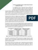 Máxima Tensión de Contacto Admisible Por El Cuerpo Humano Según Normas IEC e IEEE