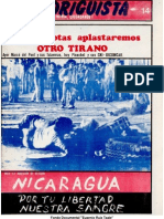 EL RODRIGUISTA (FPMR-PC) N° 14 [1986, Abril]