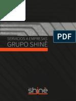 Dossier Empresas Grupo Shinè