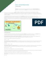 Concentración de Soluciones Químicas Conceptos y Ejercicios