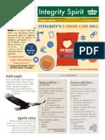 October 2015 - Integrity Spirit