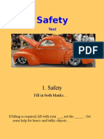 safety test ohs