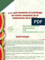 Conferencia Magistral, En Que Momento en Nutriólogo Se Vuelve Indispensable