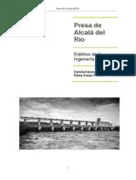 Presa de Alcalá Del Río