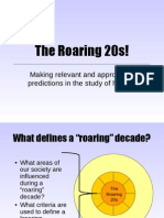 copy of predictions for the 1920s did the 20s roar