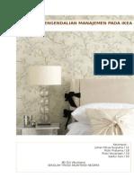 Sistem Pengendalian Manajemen Pada IKEA