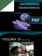 ENFERMEDADES CROMOSOMICAS