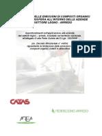 Confindustria - Limitazione Dell'Emissione Di Cov in Atmosfera Nel Settore LegnoArrredo