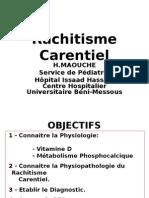 Béjaia Rachitisme Carentiel (Cours S5)
