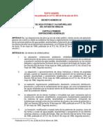 1.1 Ley de Agua Potable y Alcantarillado Del Estado de Sinaloa 2014