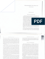 Fabián Schejtman - Clínica Psicoanalítica, Scripta, Lectio (2)