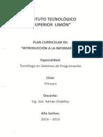 Planificaciones Juan