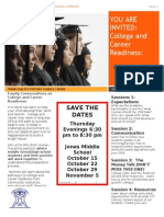 College and Career Readiness 2015