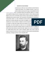 Biografía de Juan León Mera