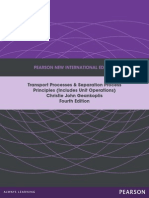 Transport Processes and Separation Process