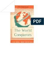 The World Conquerors by L Marschalko 1958 Complete
