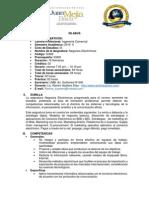 Silabus Negocios Electrónicos 2014-II