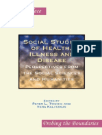 [Peter L Twohig, Vera Kalitzkus] Social Studies of