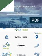 Apresentação Institucional RioJunior