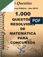 11 Questoes de Matematica.