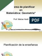PPT Planificación matematica