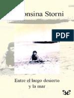 Alfonsina Storni - Entre El Largo Desierto y La Mar