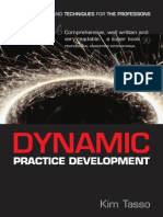 Thorogood,.Dynamic Practice Development - Selling Skills and Techniques for the Professions.