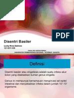 TM - Disentri Basiler