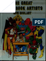 The Great Comic Book Artists