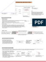 Manual Nivel Digital