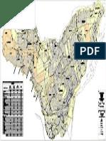 Carte du réseau d'égouts de Montréal