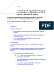 Aprendizaje y Acumulción de Capacidades Tecnológicas-Industrial Maquiladora