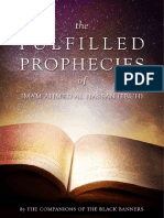Fullfilled Prophecies of Imam Ahmed Al-Hassan (pbuh)