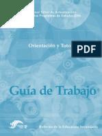 Guia Orietacion y Tutoria