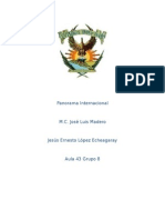 Cuestionario Panorama Internacional