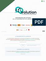 ShaREvolution - Cartographie Des Acteurs de La Consommation Collaborative