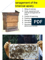 BC2 Manangment of the Commercial Apiary