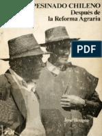 Bengoa, José - Campesinado Chileno Después de la Reforma Agraria.pdf